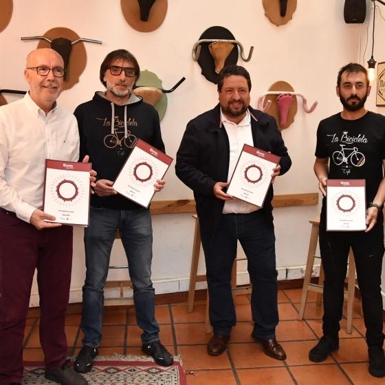 La Diputación vertebra su apuesta por el cicloturismo en 31 rutas