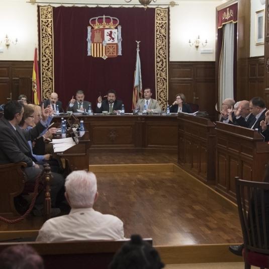 El Ple aprova per unanimitat la proposta de Moliner per fer la major inversió als pobles