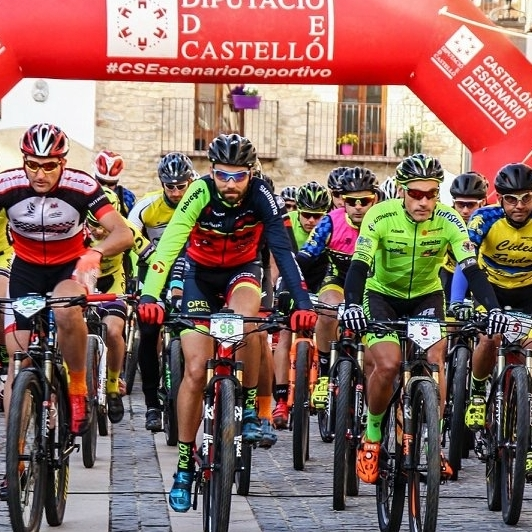 La Diputación dinamizará la provincia con 4 competiciones este fin de semana