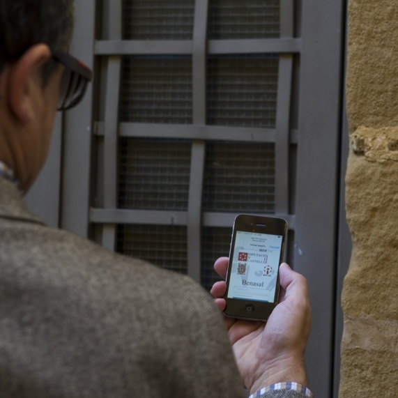 La Diputación aumentará un 25% los puntos de conexión de banda ancha en el interior