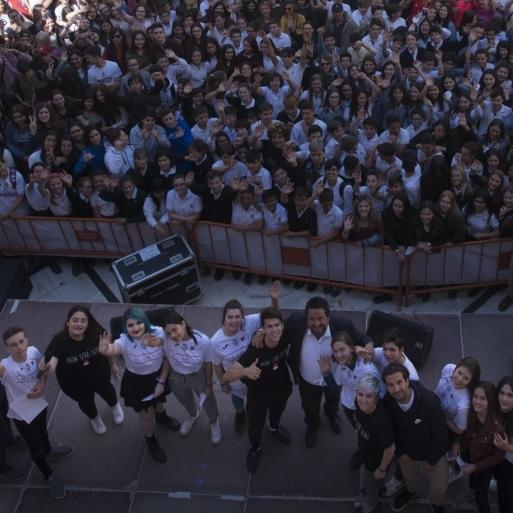 La Diputació alça la veu contra l'assetjament escolar