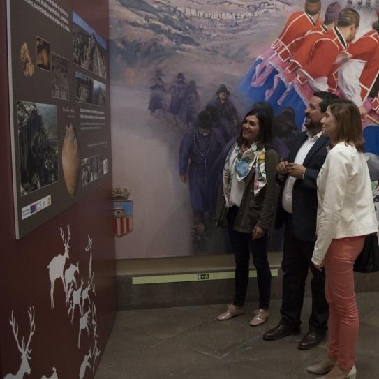 La Diputació se suma a la celebració de l'Any Europeu del Patrimoni amb una exposició