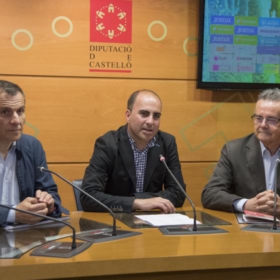 La Diputación anuncia el Campeonato de España de Trail en Penyagolosa