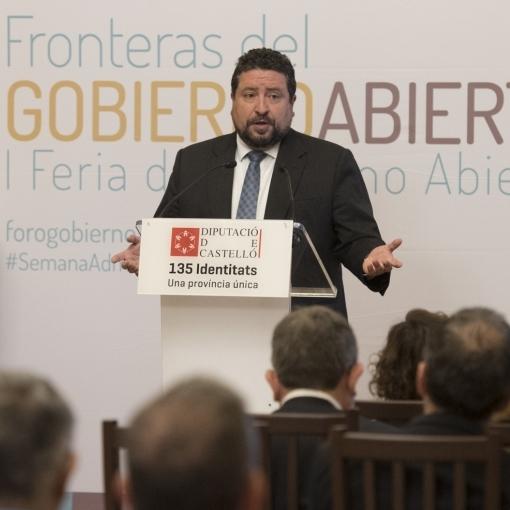 La Diputación se consolida como referente en Gobierno Abierto