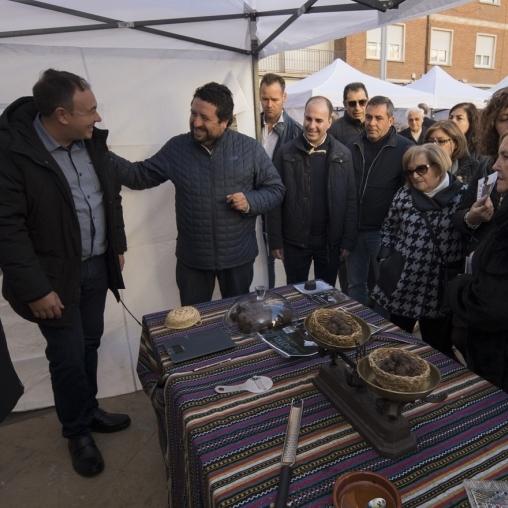 La Diputació fomentarà la celebració de més fires de producte als pobles