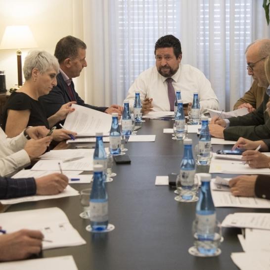 Declaració institucional de compromís amb les víctimes del terrorisme