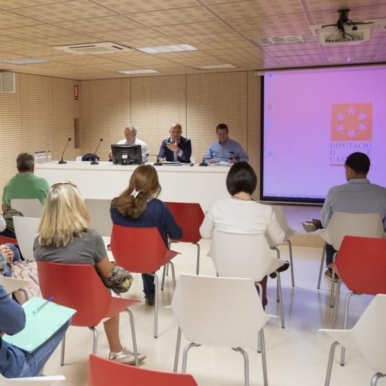 La Diputación coordina la actuación de los ayuntamientos contra los mosquitos