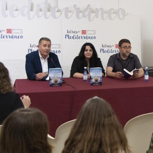 La Diputació continua les presentacions dels guardonats i guardonades de Lletres de la Mediterrània