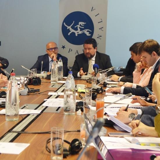 Moliner conclou la presidència de Partenalia després de posicionar Castelló a Europa