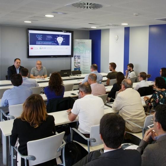 La Diputación y el Espaitec comienzan Castellón Global Program