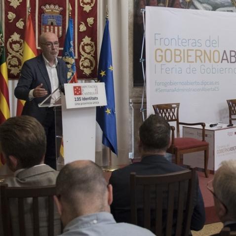 La Diputación ayudará a los pueblos pequeños a actualizar su política de datos