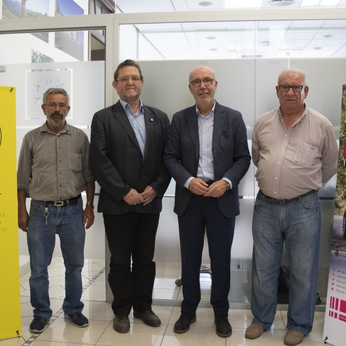 La Diputació impulsa el Rallye de la Ceràmicacom a part de Castelló Escenari Esportiu