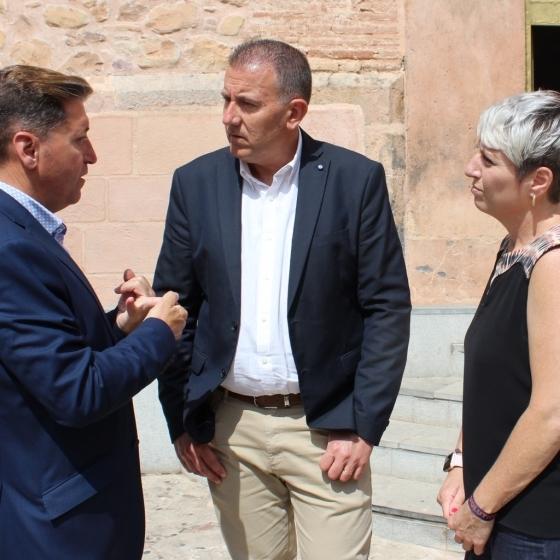 Invertim 80.000 € en un nou espai per a Càritas a Vall d'Uixó