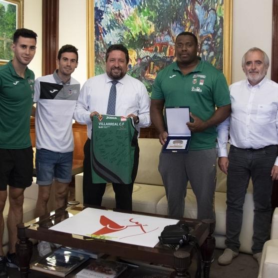 Diputació i Club d'Atletisme Platges de Castelló reforcen 'Castelló Escenari Esportiu'