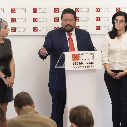 La Justicia anula el acuerdo del desmantelamiento del Provincial tras la denuncia de Diputación