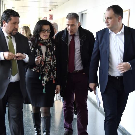 Sales exige a Montón que aplique la sentencia que anula el desmantelamiento del Provincial