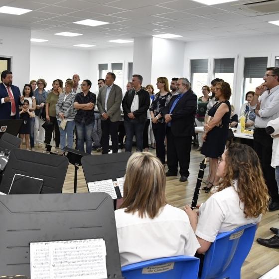 Nuevo local de ensayo para la Banda de Música de Xilxes