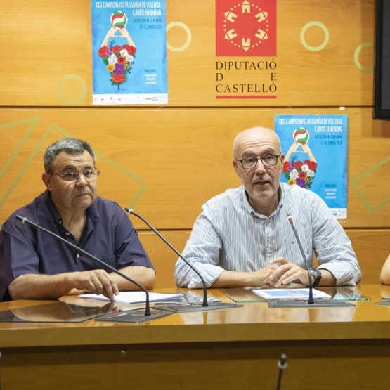 El XXII Campeonato de España de Voleibol Femenino generará medio millón de euros