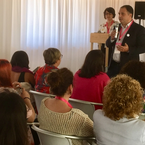 Organizamos un encuentro provincial por el emprendimiento femenino