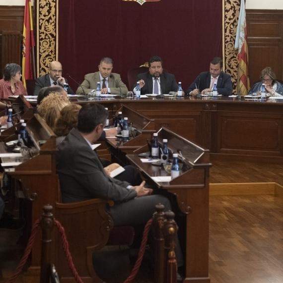 La eficiente gestión de la Diputación refuerza la mejora económica de la provincia