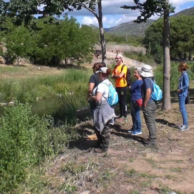 La Diputación promueve un curso para mejorar los ríos y humedales