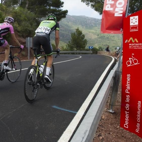 Una veintena de pueblos acogerán el Campeonato de España de Ciclismo