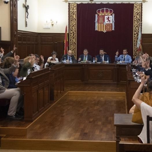 Moliner propicia el consenso para reivindicar las infraestructuras para la provincia
