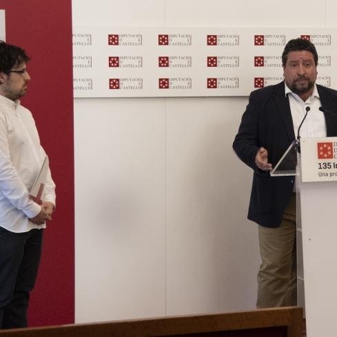 La Diputación suma a Cruz Roja en su lucha contra la despoblación