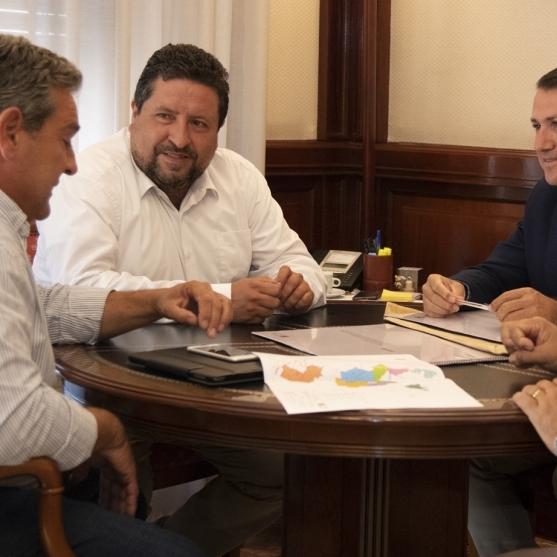Diputació consolida la seua aposta per convertir les carreteres de l'interior