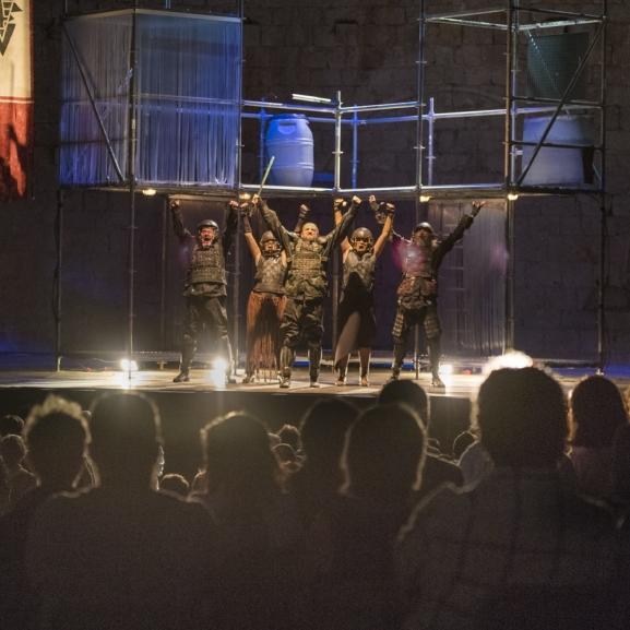 Daremos la bienvenida al XXI Festival de Teatro Clásico en el casco antiguo de Peñíscola