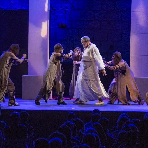 'El hermano de Sancho' retomará el Festival de Teatro Clásico Castillo de Peñíscola