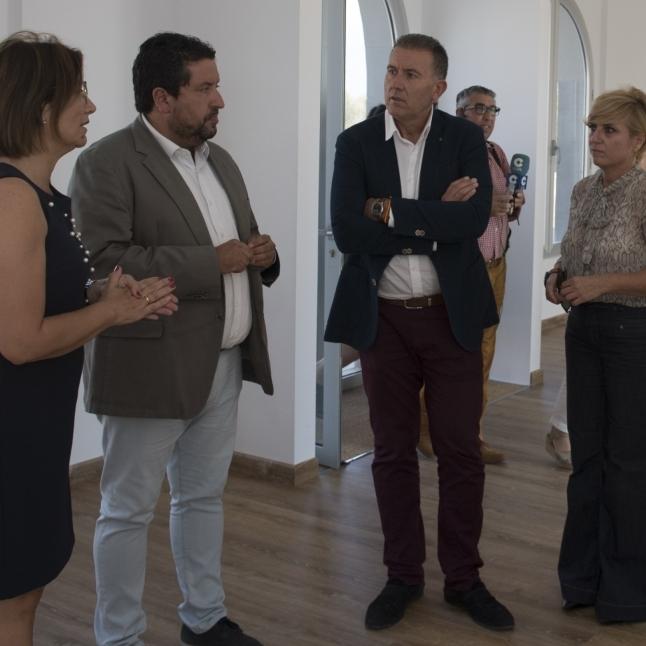 La Diputación concluye la reconstrucción del histórico faro de Benicarló