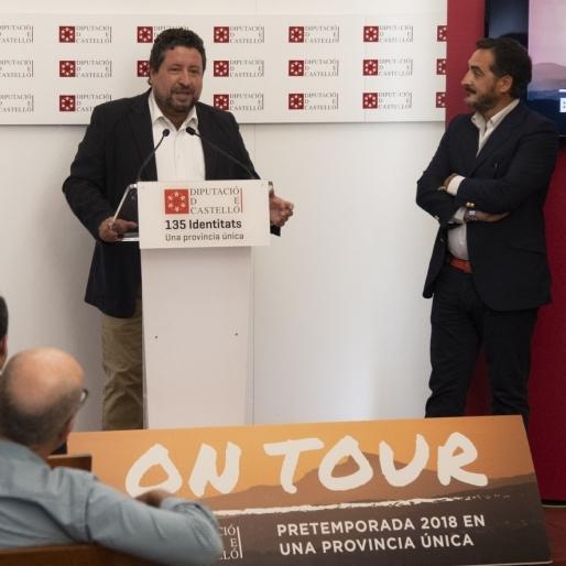 Presentamos el 'Castellón On Tour' del CD Castellón
