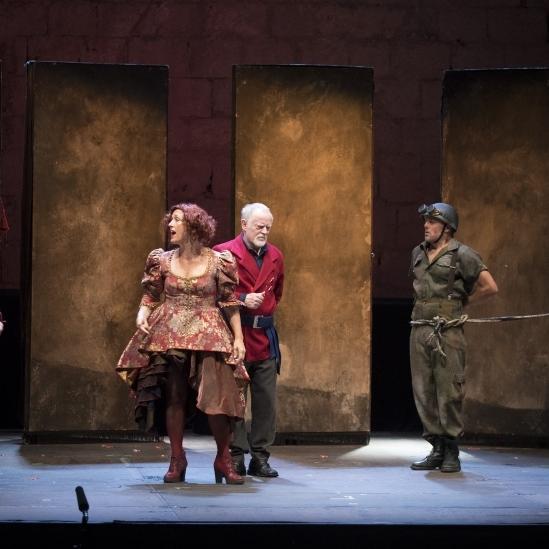 El Festival de Teatro Clásico Castillo de Peñíscola reedita una noche espectacular