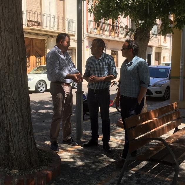 La Diputación suma a 25 municipios a su apuesta por la cerámica en calles y plazas
