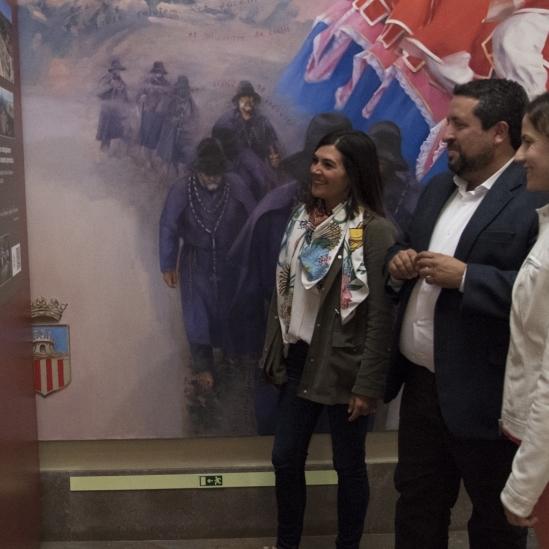 Exposició itinerant del Patrimoni Cultural de la província