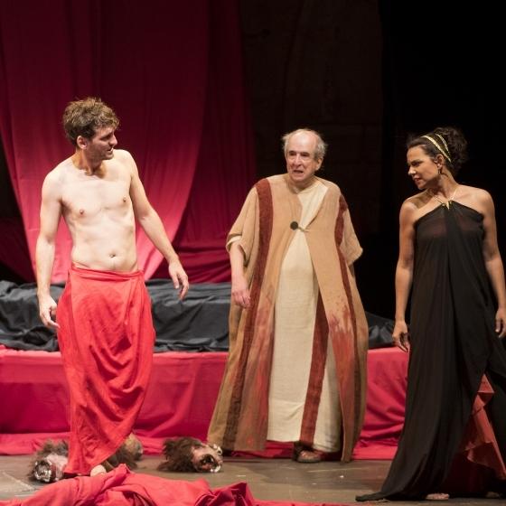 'Sold out' enl'edición més ambiciosa del Festival de Teatre Clàsic de Peníscola