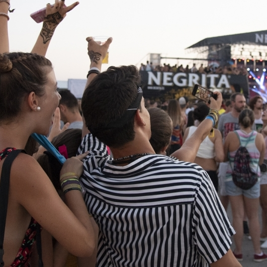 Implicats per consolidar l'Arenal Sound com a emblema turístic