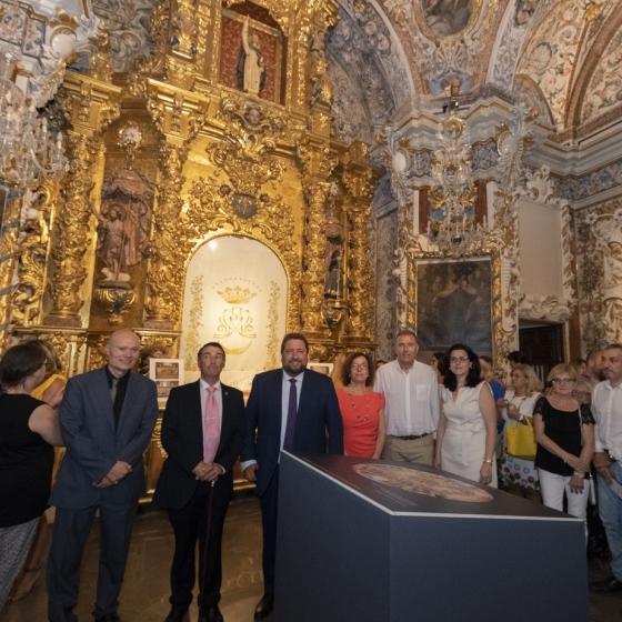 Moliner inaugura la más ambiciosa Llum de la Memòria