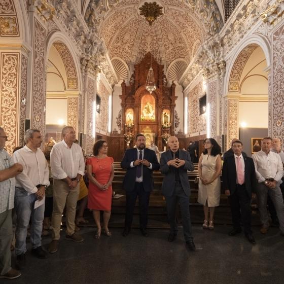 La Llum de la Memòria y el patrimoni ocult del Convent de Caudiel