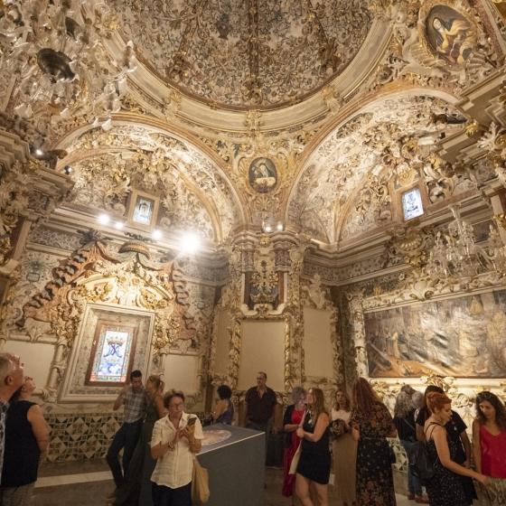 Más de mil visitantes en dos días en La Llum de la Memòria-copia