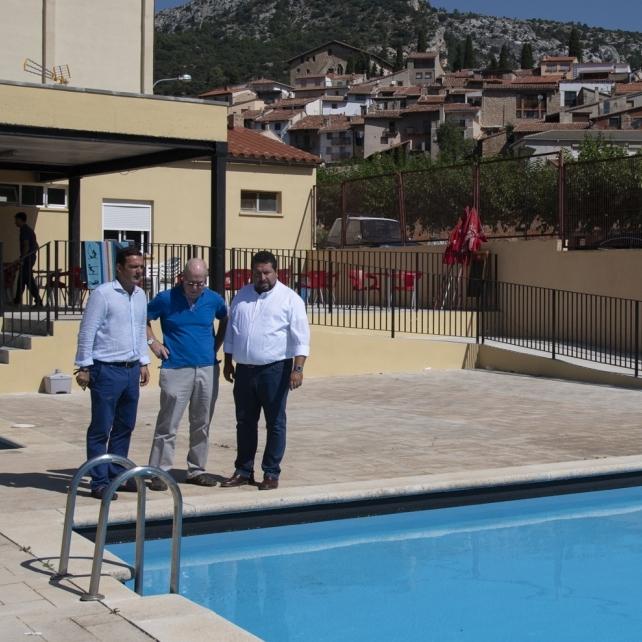 Diputación adecuará un local de Herbés para nuevos servicios a vecinos y visitantes