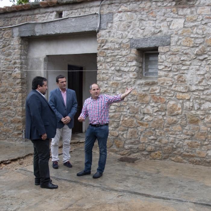 Diputación colabora con La Salzadella para transformar la casa cuartel