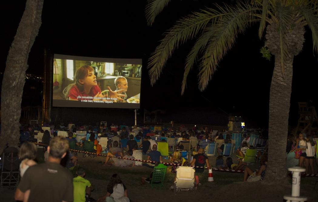 Diputación lleva cine de verano a 53 pueblos de menos de 275 habitantes