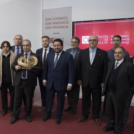 Últimos días para presentarse al II Concurso Provincial de Escultura Cerámica de la Diputación
