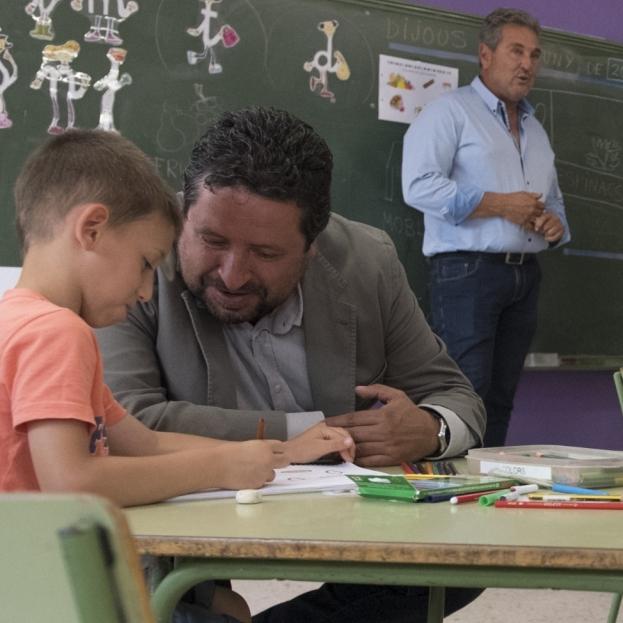Diputación incorpora este curso 13 nuevas 'escoles matineres'