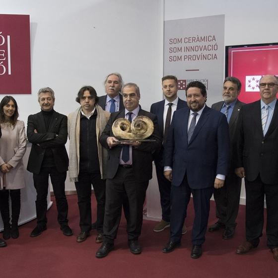 Últims dies per presentar-se al II Concurs Provincial d'Escultura Ceràmica de la Diputació