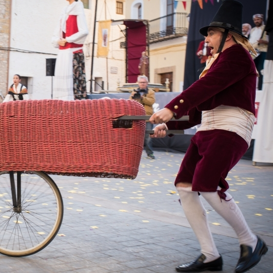Diputació arriba a 8.000 persones amb la seva Campanya d'Impuls a la Cultura Tradicional
