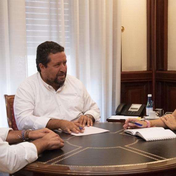Diputación impulsa hasta 14 proyectos internacionales de cooperación