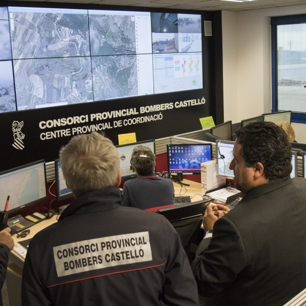 Diputación organiza el primer congreso internacional de atención a emergencias en Castellón